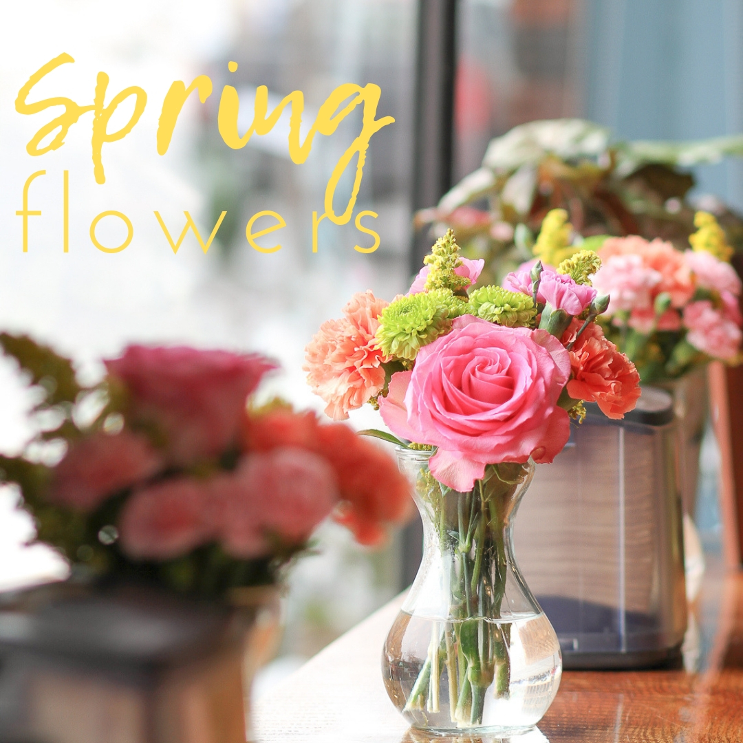 Spring Flowers Are Here { Florist in the Twin Cities }
