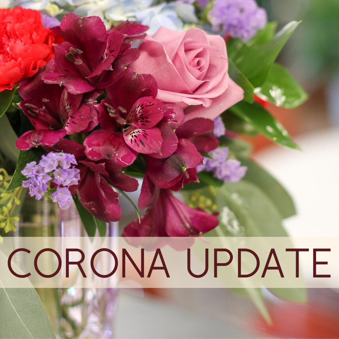 Twin Cities Florist { Corona Virus Small Business Update }